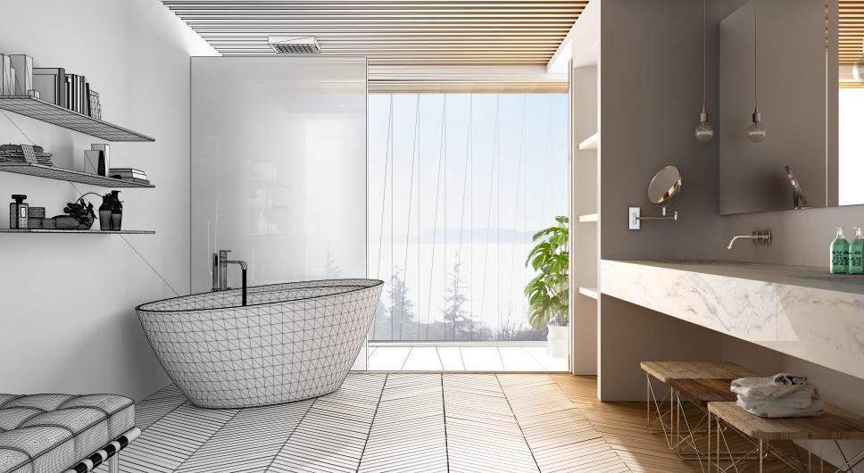 Reformas de baños baratos pero con estilo - Reformas ...