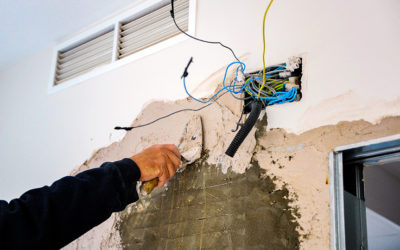 Basic rules for an electrical installation in a reform