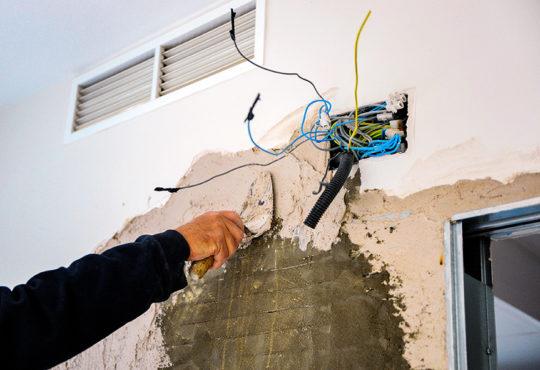 Normas básicas para una instalación eléctrica en una reforma